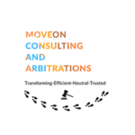 MoveOn Consulting and Arbitrations Logo